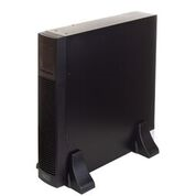 "DIGITUS UPS Online Rack 19"" LED 3000VA/2700W 6x12V/9Ah 8xC13 C19 USB RS232 RJ45"