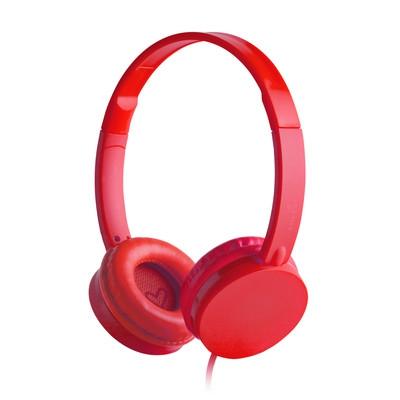 ENERGY Headphones Colors Blueberry, stylová circumauralní sluchátka 108 dB,3,5mm