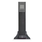 DIGITUS UPS Online Rack 19'' LED 2000VA/1800W 4x12V/9Ah 8xC13 C19 USB RS232 RJ45