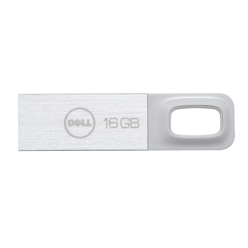 Dell 16GB USB Flash disk - bílý