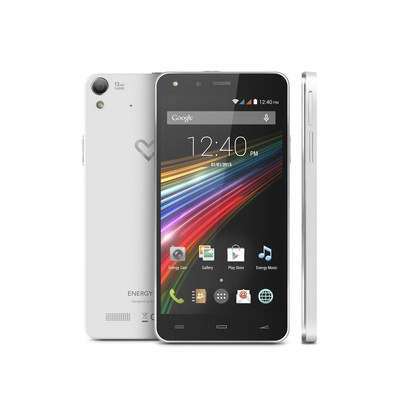 "ENERGY Phone Pro HD (Octa Core A7 1,7GHz, 5"" OGS IPS HD 1280x720px, 1GB RAM, 8GB flash + microSD až 64GB, 13mpx + 5mpx cam, Dual S"