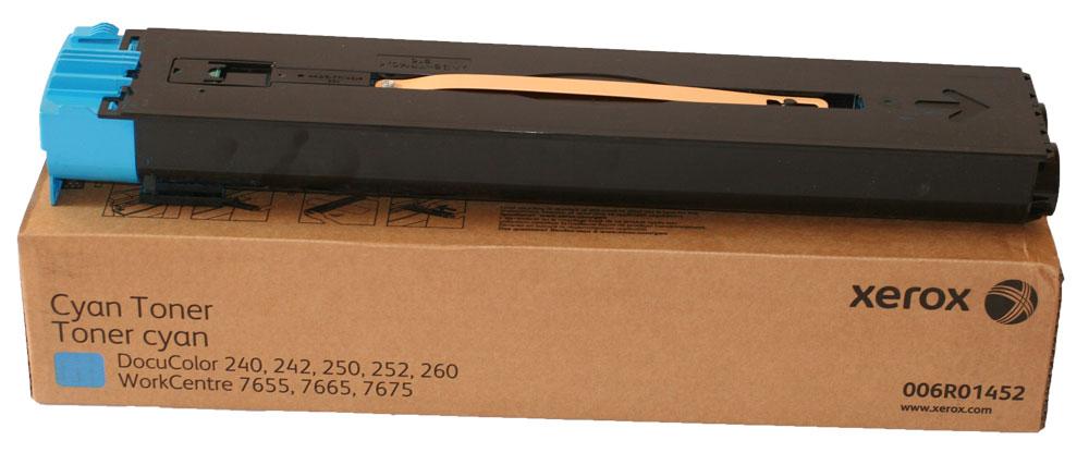 Xerox Toner Cyan pro WorkCentre 7755/ 7765/ 7775, (68.000 str.)