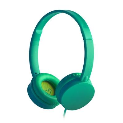 ENERGY Headphones Colors Kiwi, stylová circumauralní sluchátka 108 dB,3,5mm