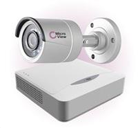 MicroView Bundle 1 - základní analogový bezpečnostní systém