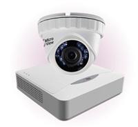 MicroView Bundle 2 - rozšířitelnější analogový bezpečnostní systém