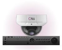 MicroView Bundle 3 - profesionální digitální bezpečnostní systém