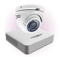 MicroView Bundle 3 - profesionální analogový bezpečnostní systém
