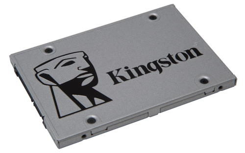 Kingston Flash 240GB SSDNow UV400 SATA 3 2.5 (7mm height) w/Adapter