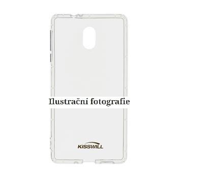 Kisswill TPU Pouzdro Transparent pro Sony H4213 Xperia XA2 Ultra