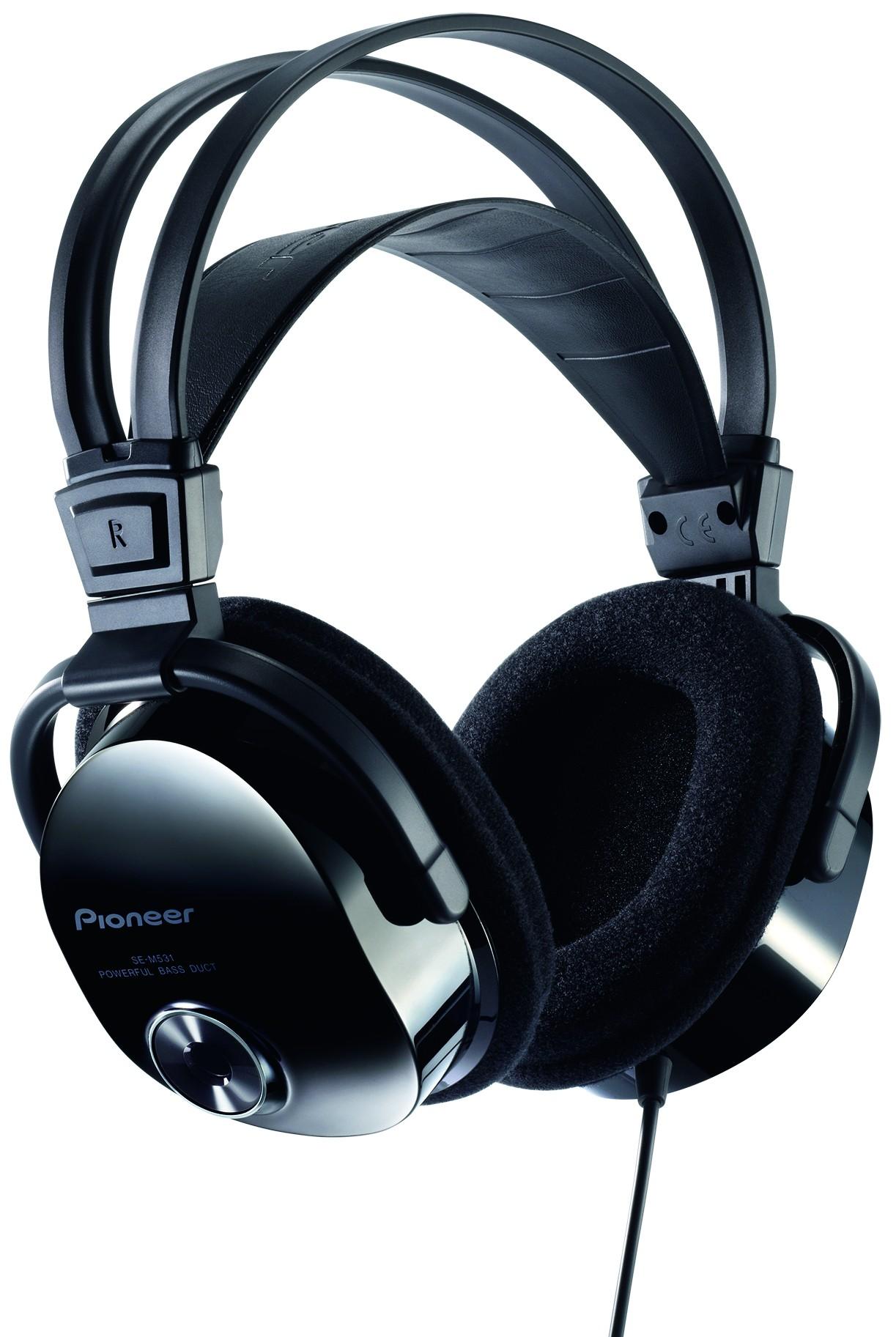 Pioneer velká sluchátka