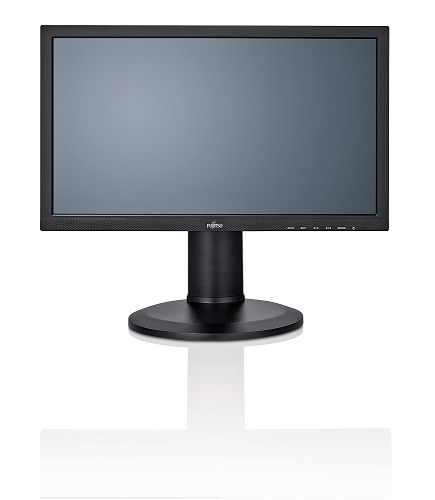"Fujitsu LCD B20T-7 20"" W LED/1600 x 900/1M:1/5ms/250cd/DVI/VGA"