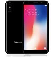 DOOGEE X55, Dual SIM, 16GB, černá