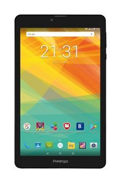 """PRESTIGIO Grace 5778 4G, 8.0"""" (1200x1920) IPS, 1GHz QC, 2GB+16GB, WiFi,BT,2+5MPix cam, 4000mAh, Android 8.1, BLACK"""