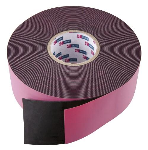 Emos páska izolační 38mm / 10m, černá