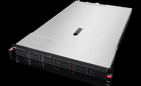 ThinkServer RD550 Rack/E5-2609/1x8GB/DVD/750W Platinum