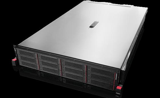 ThinkServer RD650 Rack/E5-2620/1x8GB/750W Platinum