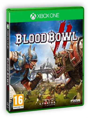 XBOX ONE - Blood Bowl 2