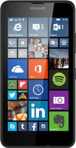 Microsoft Lumia 640 Dual SIM, černá