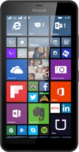 Microsoft Lumia 640 XL LTE, černá