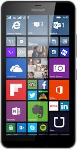 Microsoft Lumia 640 Dual SIM, bílá