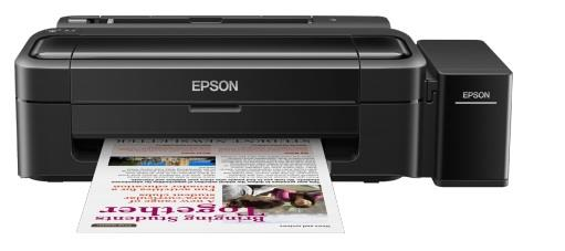 EPSON L130 - A4/27-15ppm/4ink/CISS