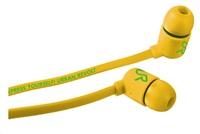 URBAN REVOLT Sluchátka Duga In-ear Headphone - žlutá, špuntová
