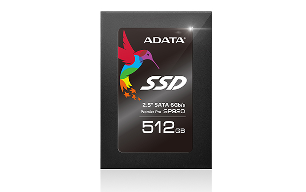 ADATA SSD Premier Pro SP920 512GB 2.5'' SATA3(čtení/zápis:560/460MBs)91 IOPS