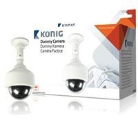 König atrapa venkovní kopulovité mini kamery