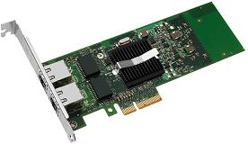 Intel Gigabit ET Dual Port Server Adapter - bulk