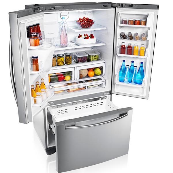 Americká chladnička Samsung RFG 23 UERS