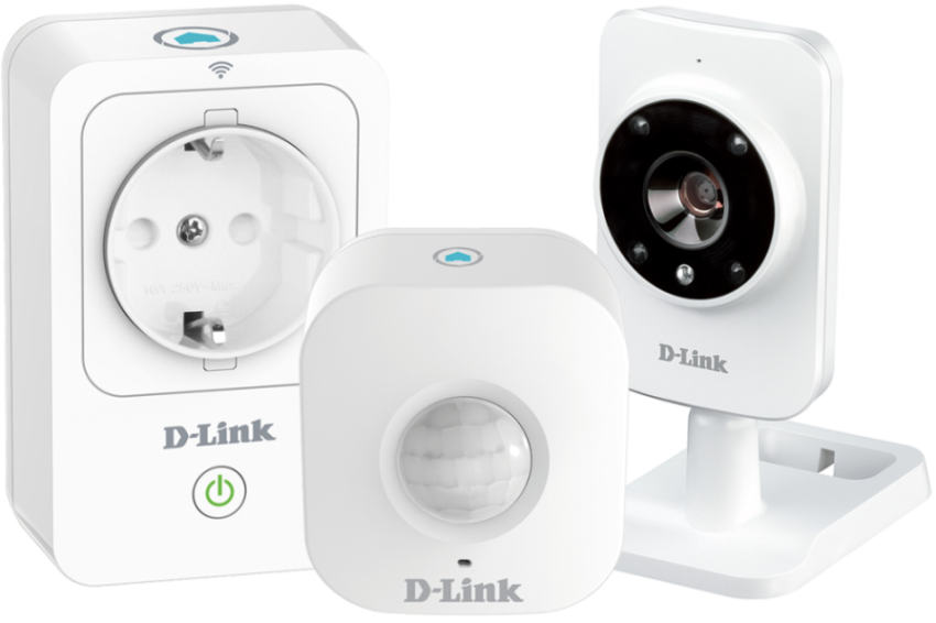 D-Link DCH-100KT myHome SMART HD Starter Kit