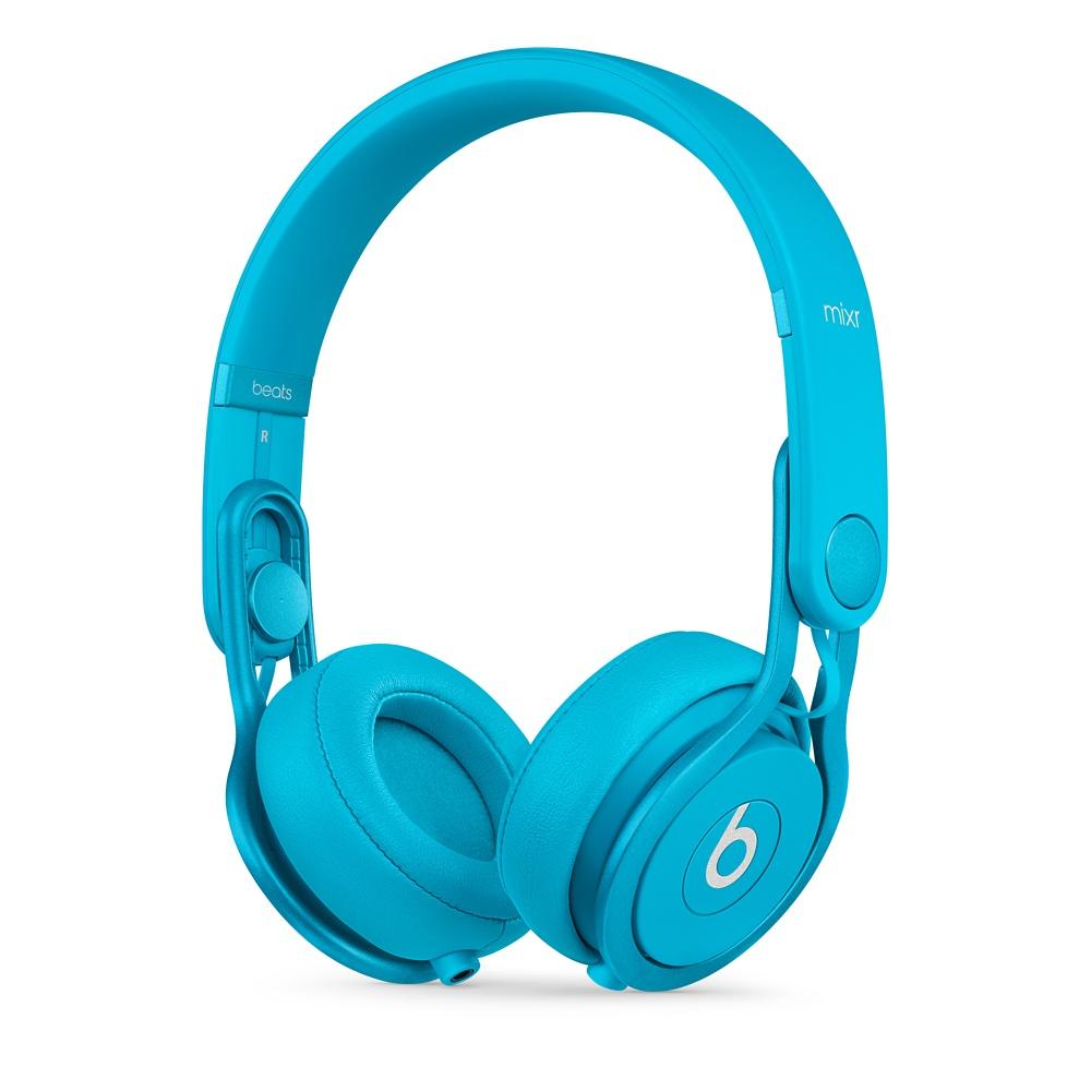 Apple Beats Mixr High-Performance Professional Headphones - Light Blue