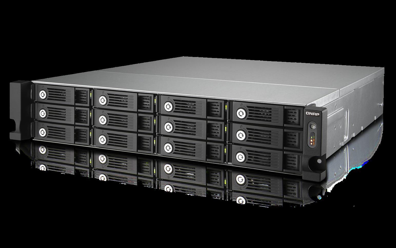 QNAP TS-1253U-RP (2,41G/4GB RAM/12xSATA)