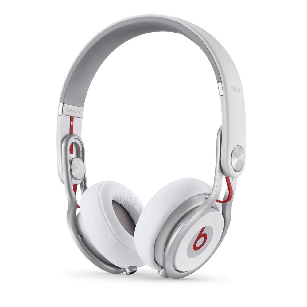 Beats Mixr On-Ear Headphones - White