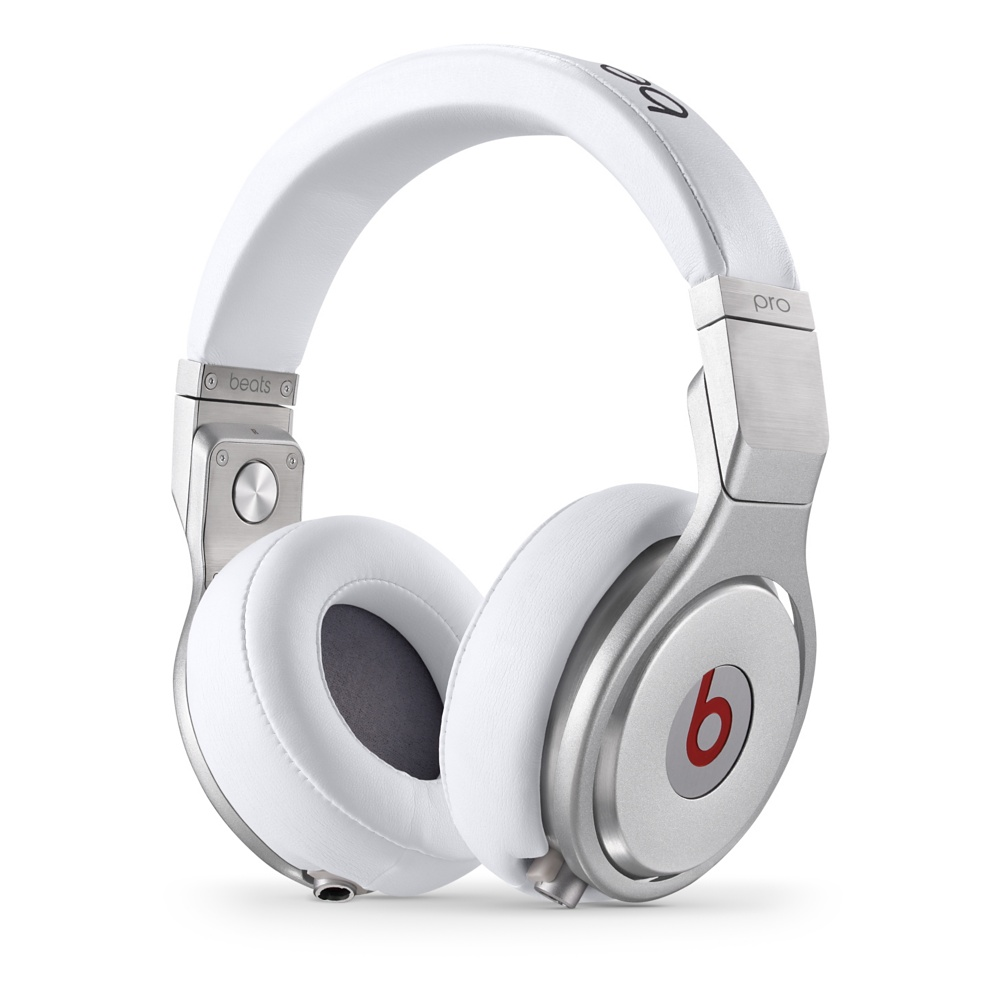Apple Beats Pro Over-Ear Headphones - White