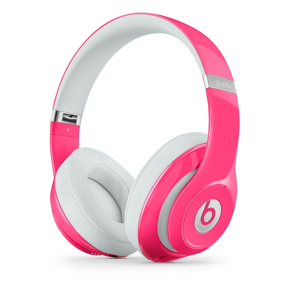 Beats Studio 2 Over-Ear Headphones - Pink