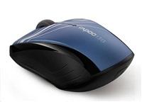 RAPOO Myš 3100p USB optická, bezdrátová, modrá
