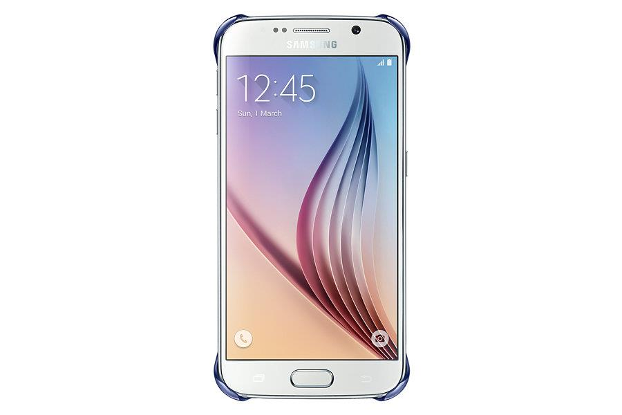 Samsung ochranný kryt EF-QG920B pro Samsung Galaxy S6 (SM-G920F), černá