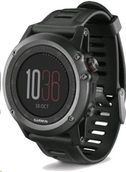 Garmin Fenix 3 Gray Performer, bez TOPO map
