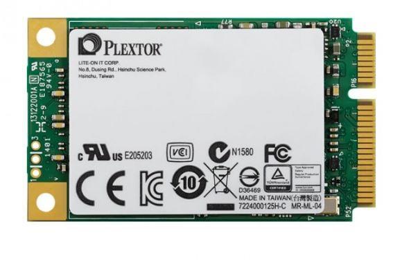 Plextor SSD M6M 64GB mSATA III (čtení/zápis: 520/160MBs) IOPS 73/42K