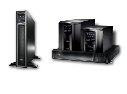 PY UPS (by APC) 750VA / 500W Tower