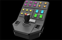 Logitech® G Saitek Farm Sim Vehicle Side Panel - N/A - WW