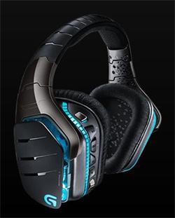 Logitech® LOGTITECH Wireless Gaming Headset G933 Artemis Spectrum RGB 7.1 Surround - EMEA