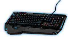 Logitech® Gaming Keyboard G910 Orion Spectrum - INTNL – US International Layout