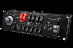 Logitech® G Saitek Pro Flight Switch Panel - WW