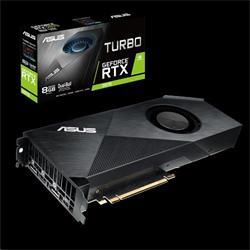 ASUS TURBO-RTX2070-8G 8GB/256-bit GDDR6 1xHDMI 2xDP USB-C