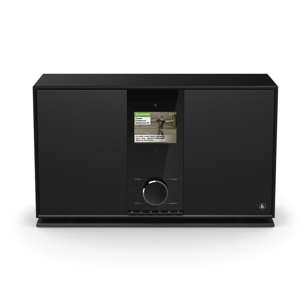 Hama digitální rádio DIR3605MSBT, DAB+/internetové rádio/Multiroom/Bluetooth/App ovládání