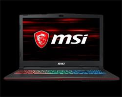 "MSI GP63 8RE-626CZ Leopard 15,6"" FHD/i5-8300H/ 8 GB RAM/ 256 GB SSD + 1 TB HDD/ NVIDIA GeForce GTX 1060/ WIN10"