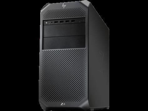 HP Z4 G4 QC XEON W-2123 16GB 256SSD DVD+/-RW W10Pro64b 3-3-3 EN