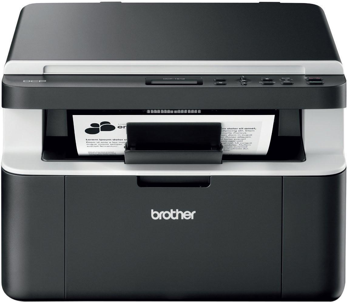 Brother DCP-1512E tiskárna GDI/kopírka/skener, USB